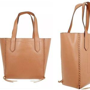 Rebecca minkoff | NWT Panama Leather Tote Almond